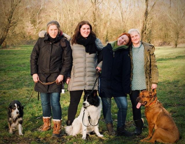 Hundetraining am Unisee Bremen - Unsere Hundetrainer